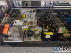 Custom Inspection and Assembly Equipment; 2x Cognex Camera 800-5855-1 B; 2x Cognex Camera Checker