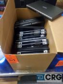 Lot of (17) asst laptops