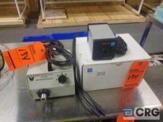Lot of (2) asst inspection light sources