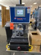 2014 Thermal Press International Precision Thermal Press C25MM with Linear Actuating Base with Touch