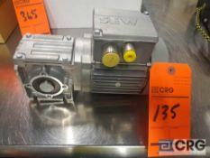 SEW Eurodrive WA10DT56M4, 1640/34 rpm