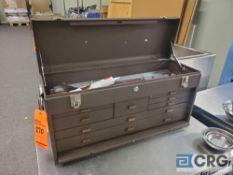 Kennedy 8-drawer tool box