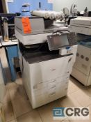 LANIER m/n MP C5502A color copy machine