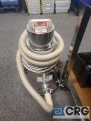EMI TIGER VAC portable cleanroom vacuum cleaner