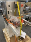 Tub/tray sealer. Belco Packaging Systems Inc. model BMPLC2020