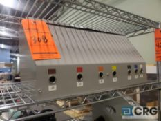 Custom Multi-Channel Data Collector; Custom Pressure Tester with regulators and gauges