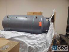 Manchester Tank 200 gal 200 PSI Cat# 302426.CRN2011 5 ft. vertical air storage tank