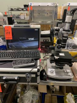 Keyence VHX-1000 and VHX-S50 Optical Measuring System