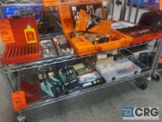 Lot of asst inspection tooling, tool kits, etc