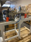 "12"" Bowl feeder. California Vibratory Feeders Inc. model IN060"