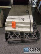 24 inch X 36 inch marble balance table