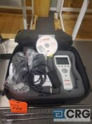 Ophir VEGA Photonics hand held meter with accessories, software and case