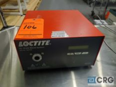 Loctite CL-15 UV wand system