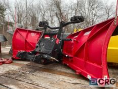 """Boss Smart-Shield EXT quick connect 9' 2"""" V-plow"""