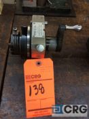 Harig Grind All #1 V-Block grinding fixture and Indexing spacer (LOCATED IN TOOL ROOM MACHINE SHOP)