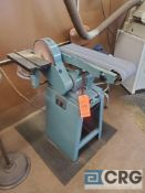 Enco 09514506 combo 6 inch belt and 9 inch disc sander, 3/4 HP, 1 phase (LOCATED IN TOOL ROOM
