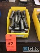 Lot of (35) asst R8 collets (LOCATED IN TOOL ROOM MACHINE SHOP)