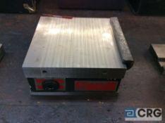 Suburban 6 X 6 inch sine plate (LOCATED IN TOOL ROOM MACHINE SHOP)