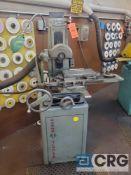 Boyar Schultz 612 Deluxe surface grinder, 8 inch capacity wheel, Walker 6 X 12 inch mag chuck, 1 HP,