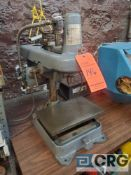 High Speed Hammer Co. AF-76 table top drill press, 12 inch capacity, 1 phase (LOCATED IN TOOL ROOM
