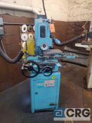 Boyar Schultz HR612 surface grinder, 8 inch capacity wheel, Walker Ceramax 6 X 12 inch mag chuck,