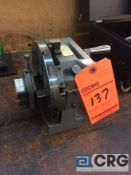 Harig Grind All #2 V-Block grinding fixture and Indexing spacer (LOCATED IN TOOL ROOM MACHINE SHOP)