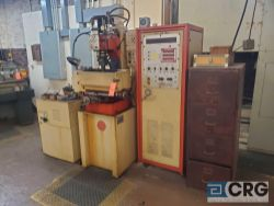Eltee Pulsitron EP30/RD precision EDM, sn. 981, 6 KVA, 9545 HRS, 3 phase with asst spares (LOCATED
