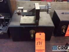Somerset Tool wheel dresser, 1.7 inch center height with case (LOCATED IN TOOL ROOM MACHINE SHOP)