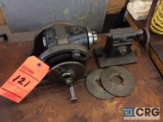 Garvin indexing head with accessories (LOCATED IN TOOL ROOM MACHINE SHOP)