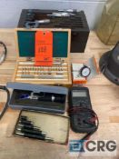 Lot of assorted inspection related equipment, including (1) Brix Chasebrand 80-102 portable