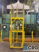 3 ft. x 3 ft. x 125 in. (h) work platform