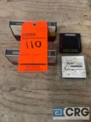 Lot of (4) roughness tester pieces, including (2) Mahr Federal Pocket Surf IIIs, and (2) Mahr