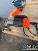 Bosch electric shear, 8 gauge capacity