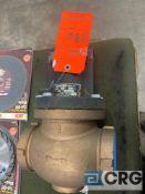 Magnetron Valve Corp. 44A39 magnatrol valve, 200 PSI, 3.5 in. I.D.