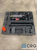 Omega Lift Equipment 50100 Port-O-Power hydraulic Body Repair kit with rolling case