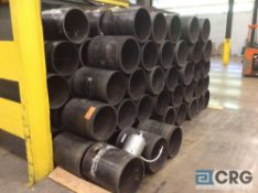 Lot of steel cores
