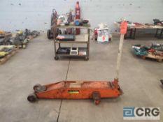 Astroline 10 ton truck hydraulic floor Jack