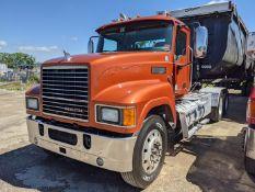 2016 Mack CHU613 tandem axle day cab, Mack MP8 505C H.P engine, Allison automatic transmission,