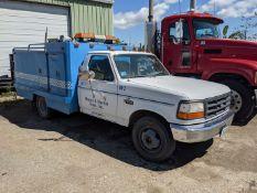 1997 Ford F350 Service Truck (Unit #M2)