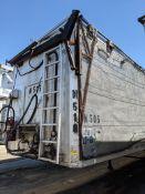 2013 Manac walking floor trailer, 11R24.5 tires, VIN# 5MAMN4821DC025471 (Unit #505)