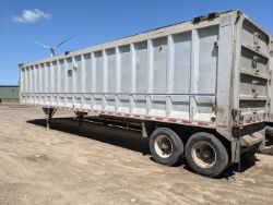 2013 East walking floor trailer, 11R24.5 tires,VIN# 1E1U2Y286CRB47507 (Unit #502)