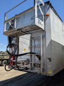 2015 Titan walking floor trailer, 11R24.5 Tires, VIN# 2TVWF482XFD000133 (Unit #508)