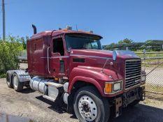 2008 Mack CHU613 tandem axle sleeper, PARTS TRUCK, cannibalized, VIN# 1M1AN07Y38N003443, 11R24.5