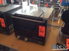 Cadco Roberta portable table top convection oven, 1 phase