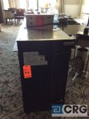 Cookshack m/n 150 portable smoker oven with digital controls, 1 phase