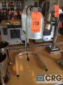 Qualite HL-2A 2-bulb heat lamp
