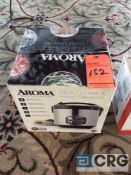 Aroma rice cooker / steamer, 1 phase (NEW IN BOX)