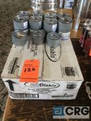 Lot of (90) Diablo blue methanol chafing dish fuel cans, 2.5 hours