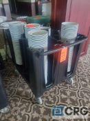 Cambro portable dish storage caddy