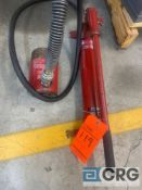Steel Grip, 10,000 PSI port-o-power hyd unit with 20 ton jack